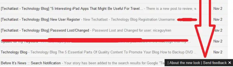 gmail got new look. fine outlook for gmail