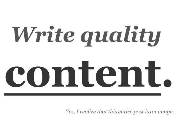 How to Write Quality Content for the Readers