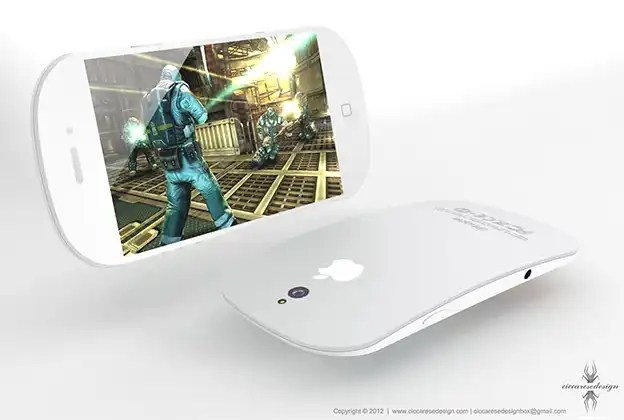 iPhone 5 Concept by Ciccarese Design 3