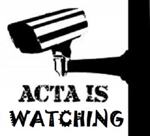 stop acta - ACTA is an international trade agreement negotiated between the European Union, the United States, Canada, Japan, Morocco, Australia, Mexico, South Korea, Singapore as well as other few countries of the world, whose main aim is to inflict copyright rule and tackle fake goods in their economy.