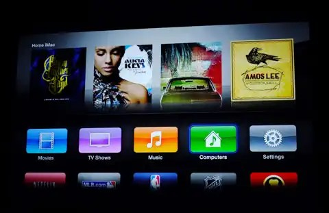 a new Apple TV User interface uncovered