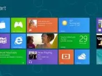 Windows 8 apps home screen