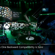 Xbox One Backwards compatibility is here