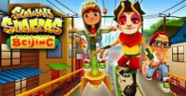 Subway Surfers Beijing 2013
