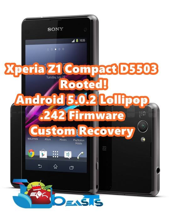 root sony xperia z1 compact d5503 Galaxy Note