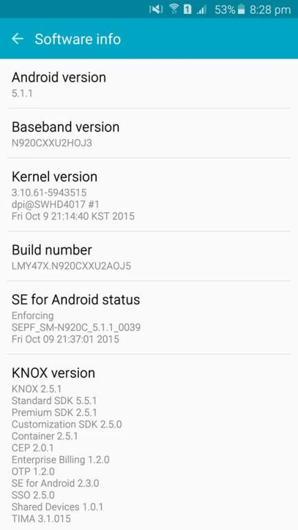 Change CSC In Samsung Galaxy Devices