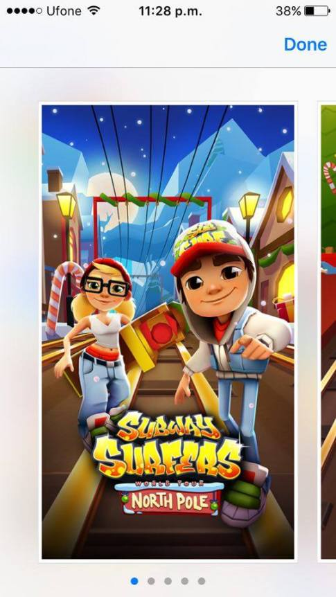 subway surfers north pole hack