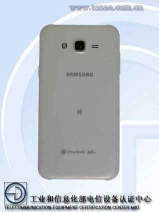 Samsung Galaxy J7 Back