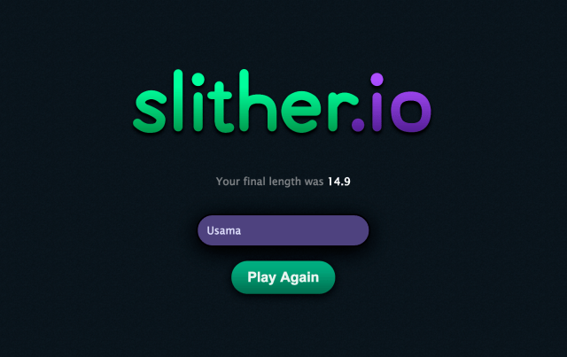 Slither.io for PC Image