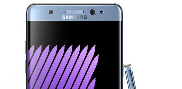 Fix Camera Failed Error on Samsung Galaxy Note 7