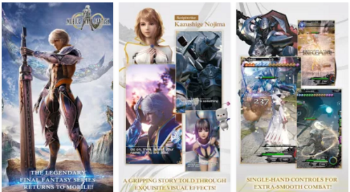 Mobius Final Fantasy for PC