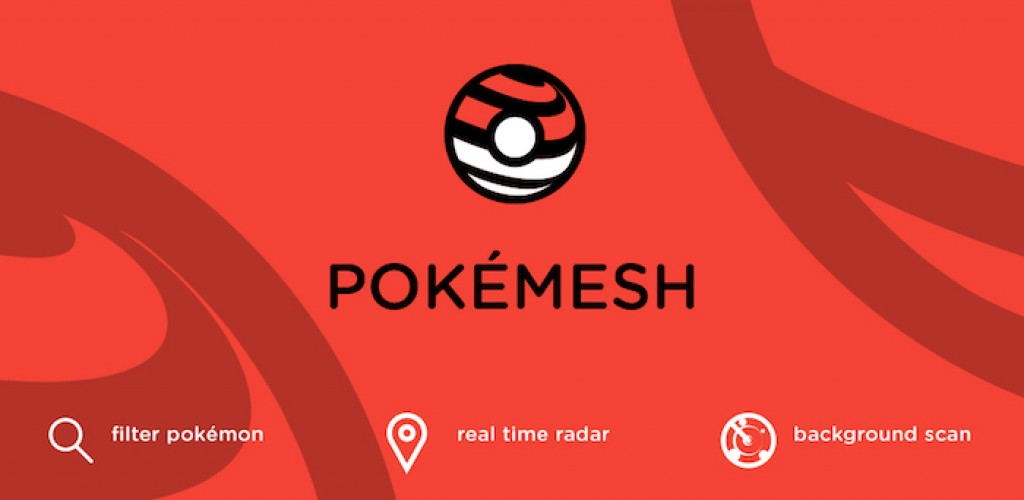 PokéMesh - Real time map 10.0.0 Beta Apk Mod Version Latest
