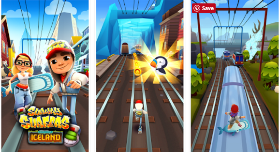 Subway Surfers Iceland Hack, Unlimited Coins And Keys