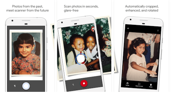 Google launches new app to scan, digitise 'memories'