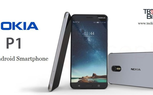 New Nokia P1's Photo Leaked Online: Nokia Upcoming Phones Android