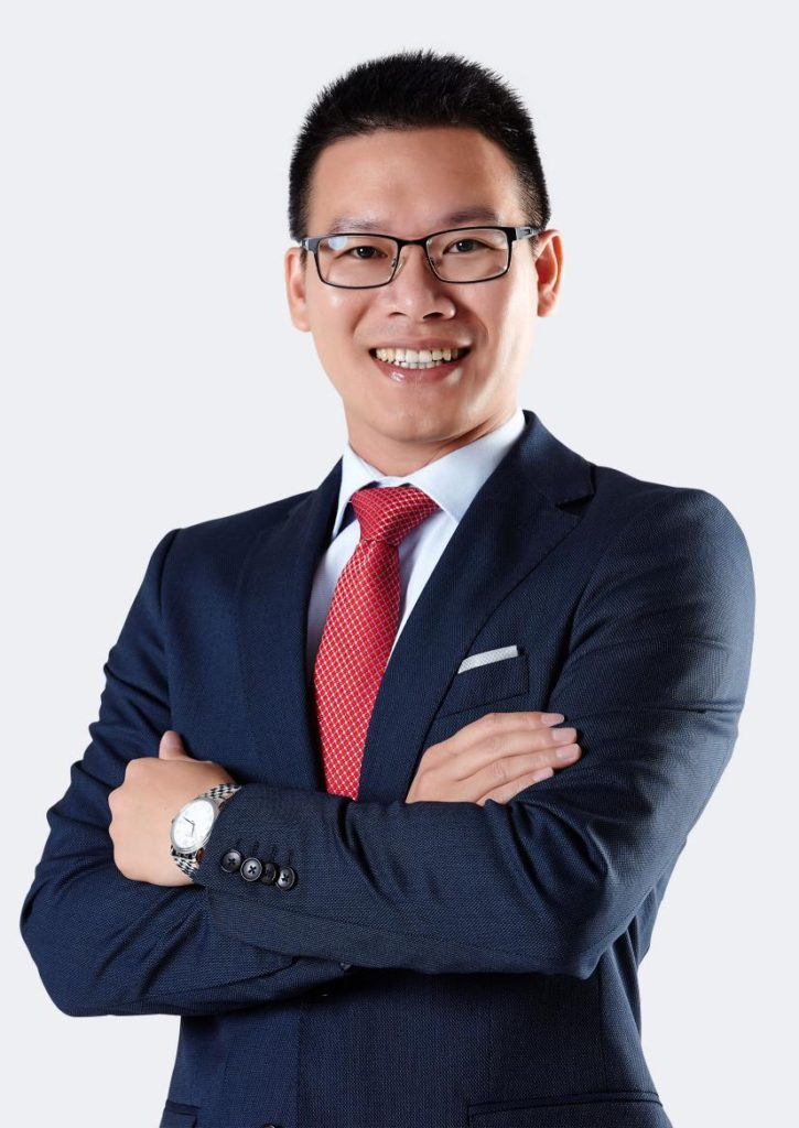 Denny Liang, Vice President, TP-Link MEA FZE