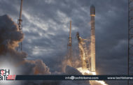 Global-IP Announces the Selection of SpaceX to Launch its 150 Gbps GiSAT-1