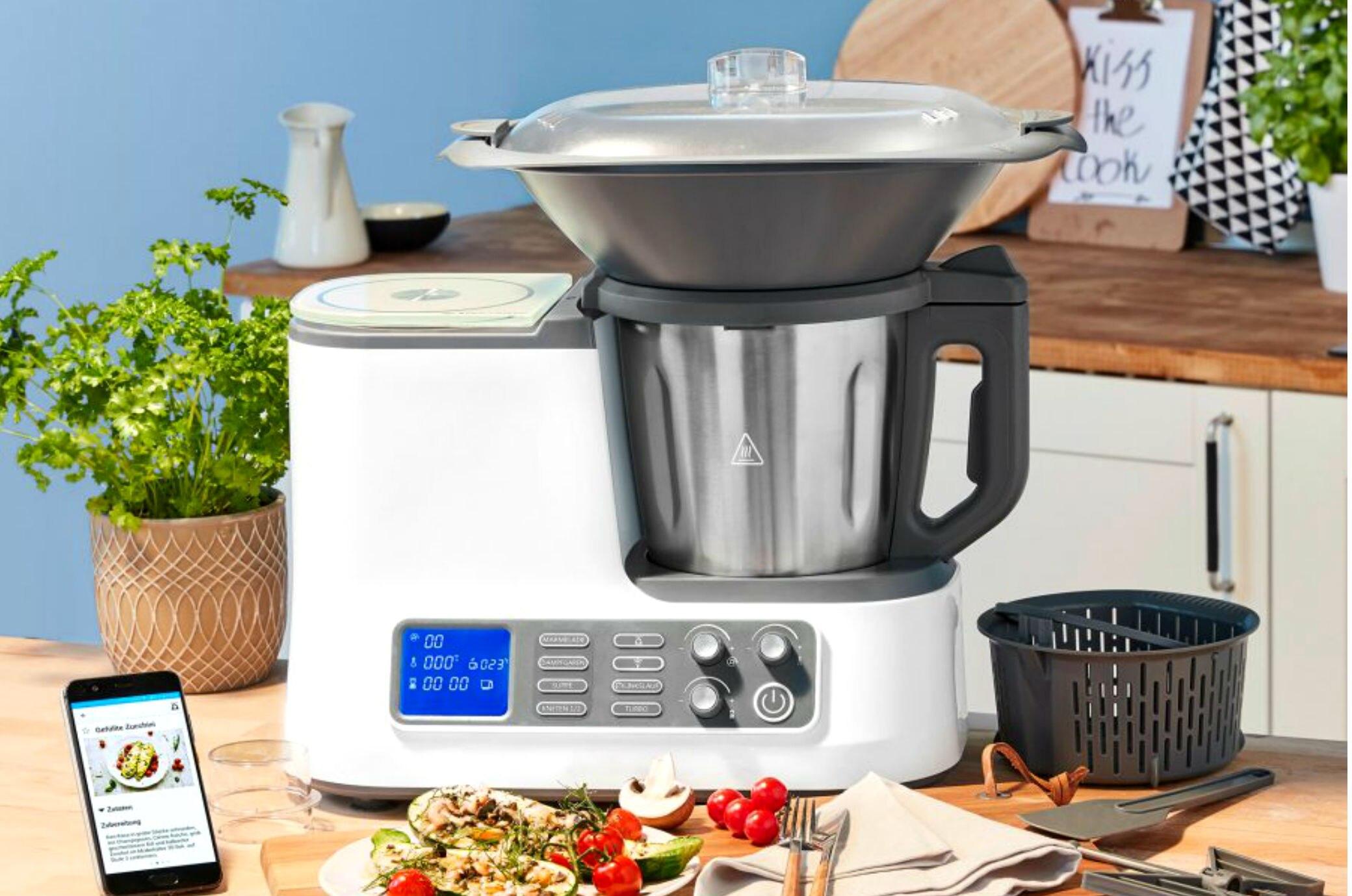 Aldi Kuchenmaschine Quigg