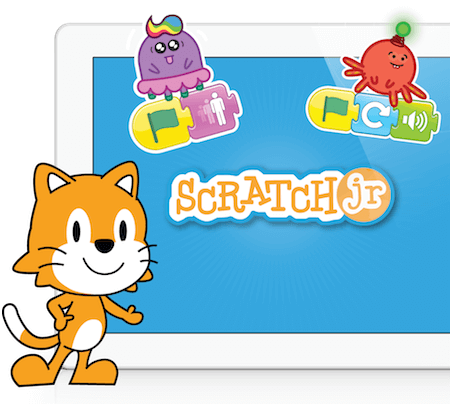 ScratchJr Logo Graphic