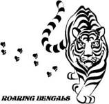 Bryan Elementary Bengals Logo