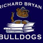Richard Bryan Bulldogs logo