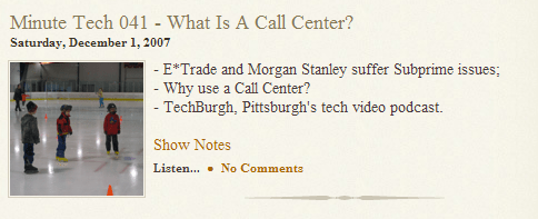 TechBurgh on Minute Tech
