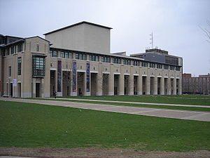 English: Carnegie Mellon University Center