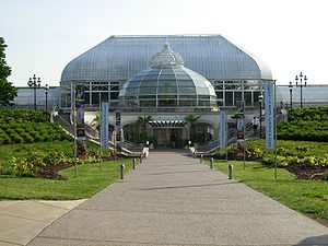 300px Phipps conservatory 01 Phipps Wins Prestigious Green Good Design Award for the Center for Sustainable Landscapes