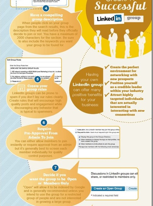 How to create a successful LinkedIn Group