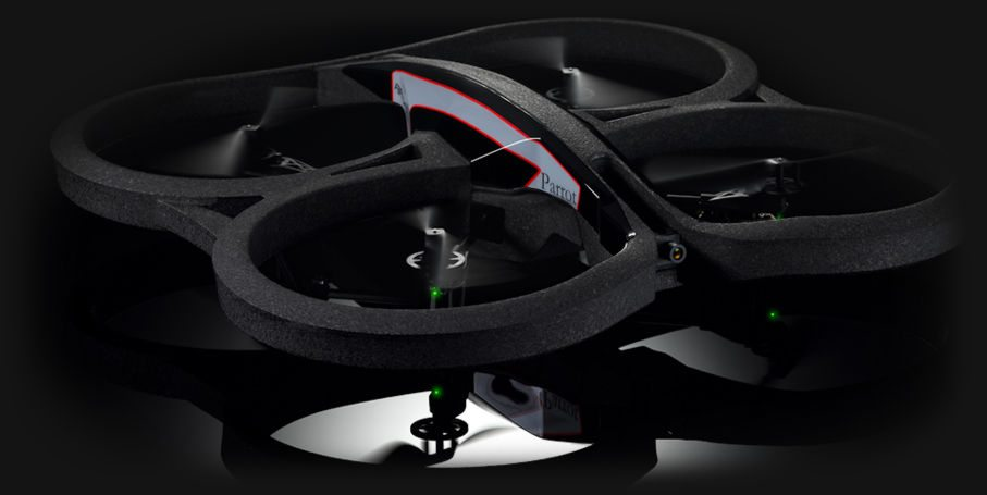 Hands On: Parrot AR Drone 2.0 for Verizon Wireless