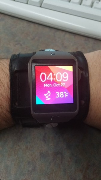 Hands On: Galaxy Gear 2 Neo on Verizon Wireless