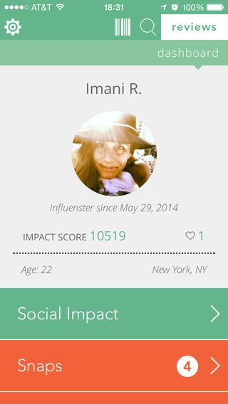 Influenster Launches New Social Media-Powered Product Discovery App