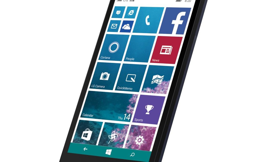 LG Lancet: First Windows Smartphone on Verizon with Advanced Calling 1.0