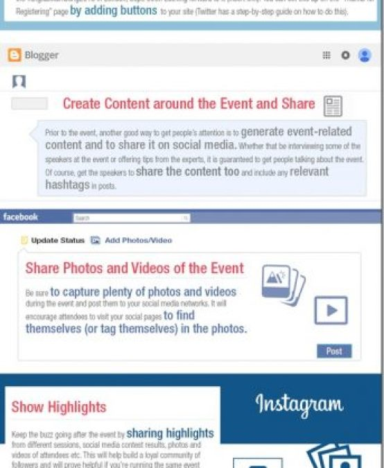 How You Can leverage Social Media for Your Next Event