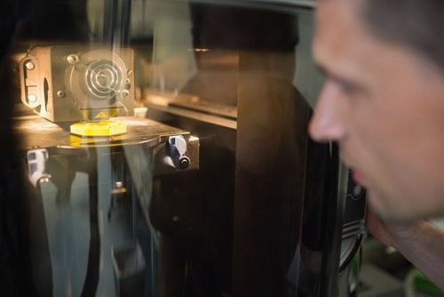 3D Printing and the New Industrial Revolution