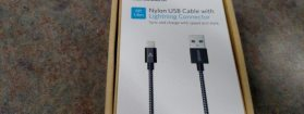 Hands On: 6Ft Lightning Cable from Anker