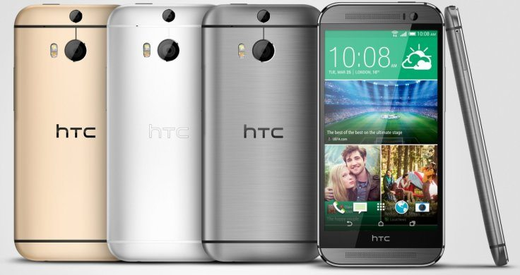 Hands On: HTC One M9