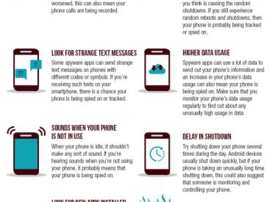 Who is Tracking Your Smartphone – Infographic