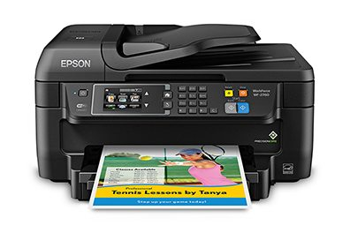 Epson Introduces Fast, Versatile WorkForce 2700-Series Business Printers