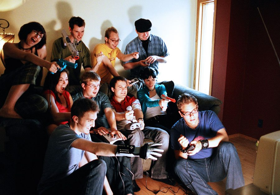 Human Interaction is a Vital Part of Gaming (and Life)