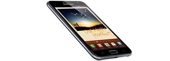 Samsung Galaxy Note TC