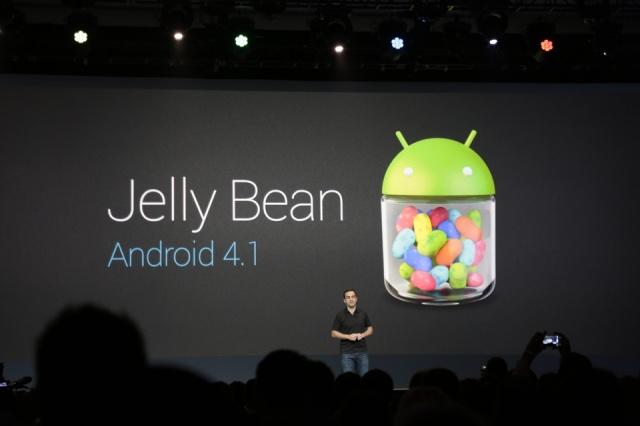 Android 4.1 Jelly Bean io12