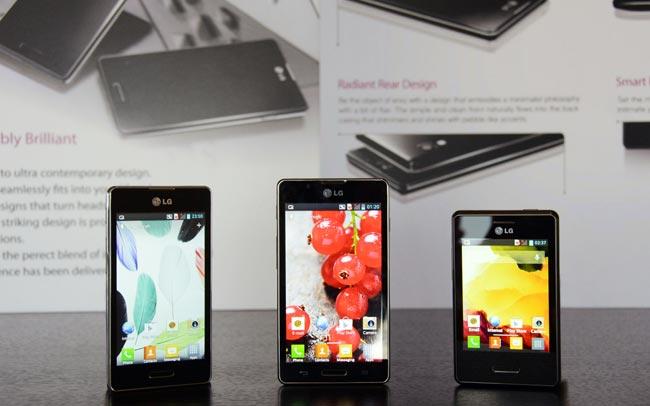 LG L Series II range