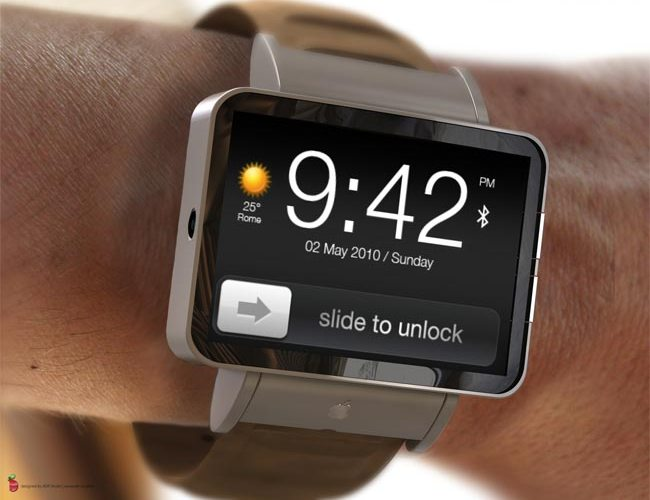 Rumored Apple iWatch