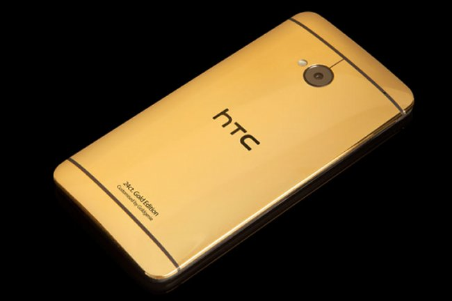 HTC One Gold Edition
