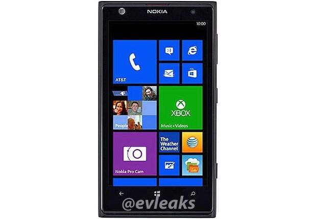 Nokia Lumia 1020 evleaks