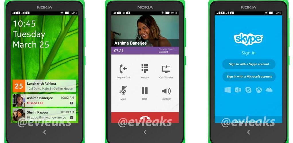 Nokia Normandy leak
