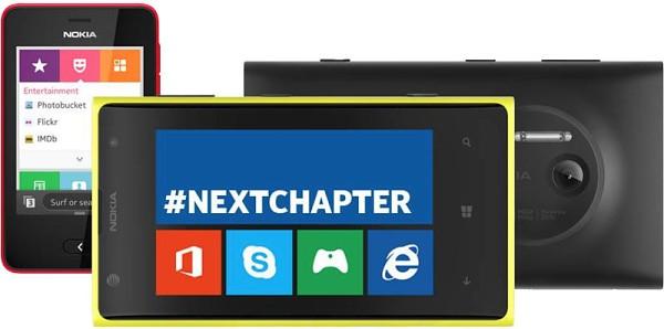 Nokia Lumia Next Chapter