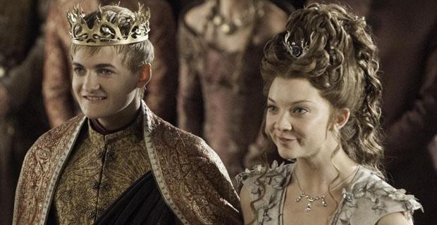 Game of Thrones Season 4 Purple Wedding
