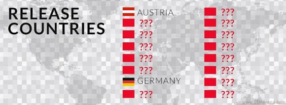 OnePlus One Release Countries teaser